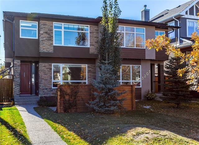 3203 Cochrane Road NW, Calgary, AB T2M 4J4 (#C4164919) :: The Cliff Stevenson Group