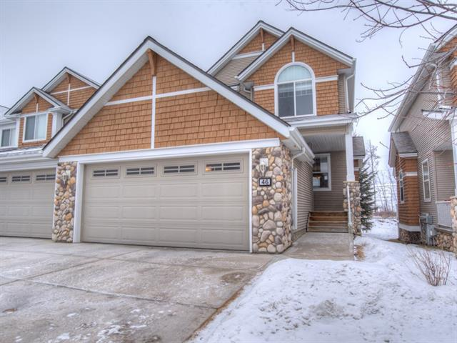 46 Discovery Heights SW, Calgary, AB T3H 4Y6 (#C4164930) :: The Cliff Stevenson Group