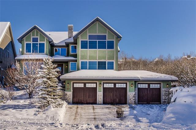 60 Spring Willow Way SW, Calgary, AB T3H 5Z3 (#C4164947) :: The Cliff Stevenson Group