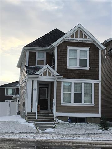 69 Redstone Avenue NE, Calgary, AB T3N 1B5 (#C4164982) :: Redline Real Estate Group Inc