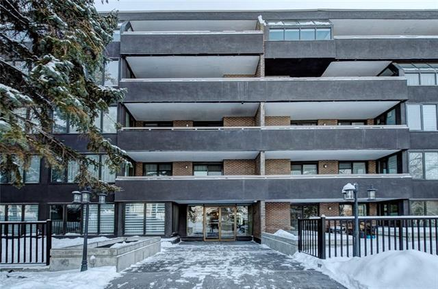 511 56 Avenue SW #101, Calgary, AB T2V 0G6 (#C4164988) :: The Cliff Stevenson Group