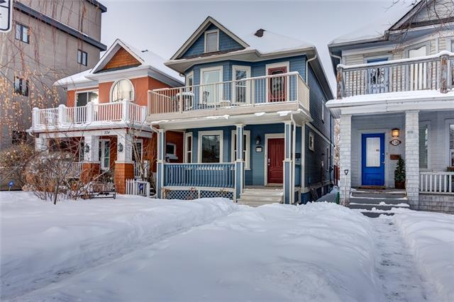 532 21 Avenue SW, Calgary, AB T2S 0H1 (#C4165031) :: Redline Real Estate Group Inc