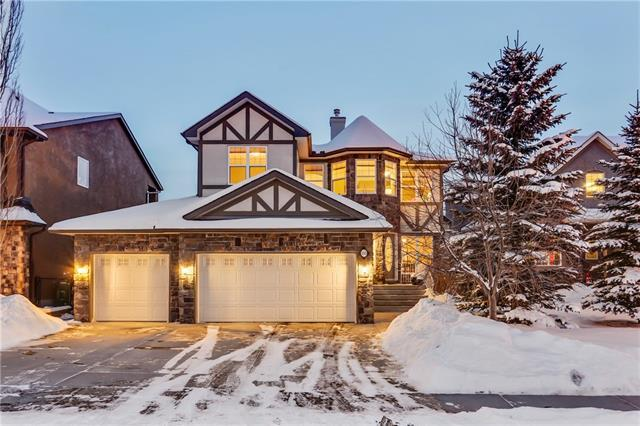 155 Discovery Ridge Way SW, Calgary, AB T3H 5G3 (#C4165032) :: The Cliff Stevenson Group