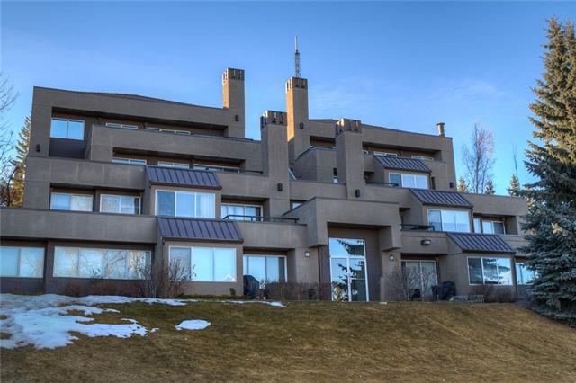 226 Village Terrace SW #1, Calgary, AB T3H 2L4 (#C4165036) :: The Cliff Stevenson Group