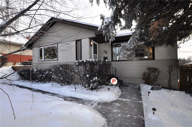 12 Chatham Drive NW, Calgary, AB T2L 0Z5 (#C4165062) :: The Cliff Stevenson Group