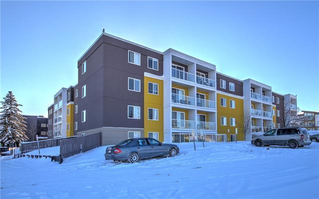 4455A Greenview Drive NE #307, Calgary, AB T2E 6M1 (#C4165068) :: The Cliff Stevenson Group