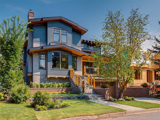 3904 4 Street SW, Calgary, AB T2S 1Y5 (#C4165098) :: The Cliff Stevenson Group