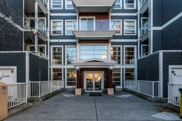 333 Riverfront Avenue SE #427, Calgary, AB T2G 5R1 (#C4165107) :: The Cliff Stevenson Group