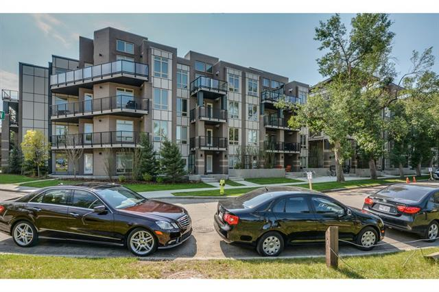 823 5 Avenue NW #218, Calgary, AB T2N 1V1 (#C4165109) :: The Cliff Stevenson Group