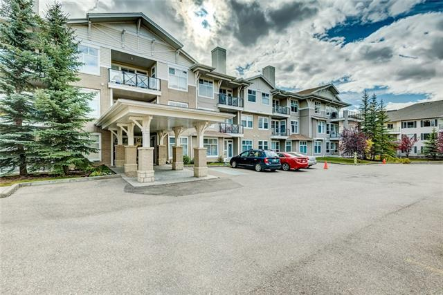 1010 Arbour Lake Road NW #3238, Calgary, AB T3G 4Y8 (#C4165142) :: The Cliff Stevenson Group