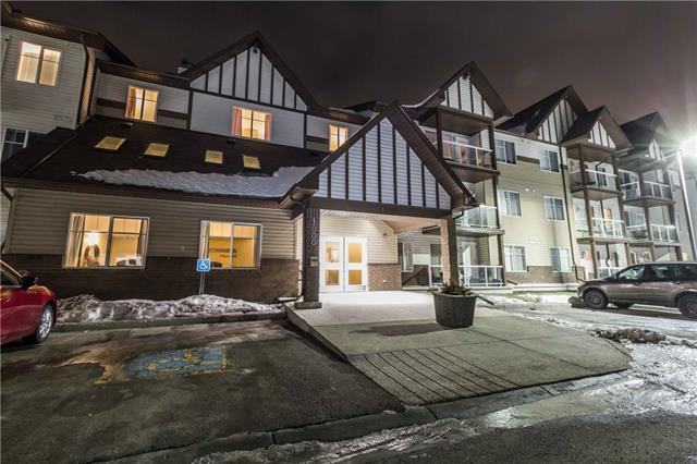 200 Community Way #1201, Okotoks, AB T1S 2L2 (#C4165147) :: Canmore & Banff