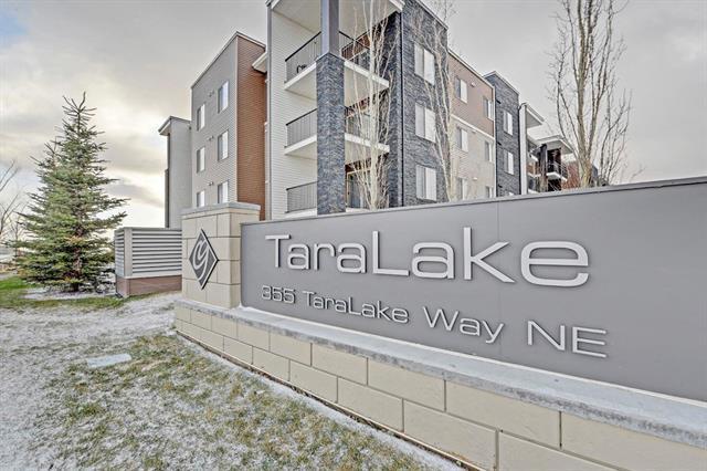 355 Taralake Way NE #127, Calgary, AB T3J 0M1 (#C4165202) :: The Cliff Stevenson Group