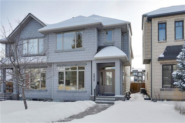 2415 32 Avenue SW, Calgary, AB T2T 1X4 (#C4165206) :: The Cliff Stevenson Group