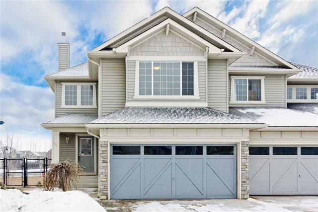 33 Cougarstone Place SW, Calgary, AB T3H 4W8 (#C4165208) :: The Cliff Stevenson Group