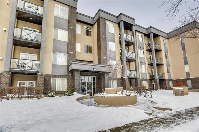 910 18 Avenue SW #302, Calgary, AB T2T 0H1 (#C4165221) :: Tonkinson Real Estate Team
