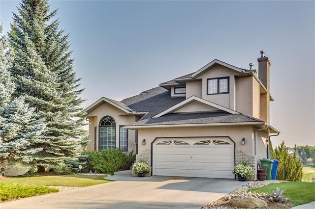 210 Lakeside Greens Place, Chestermere, AB T1X 1C4 (#C4165229) :: The Cliff Stevenson Group