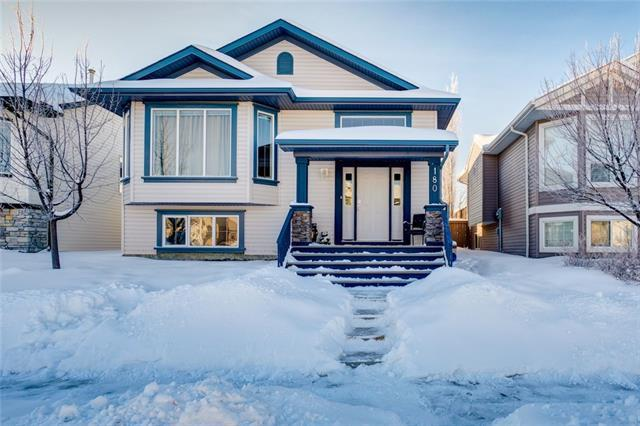 180 Stonegate Drive NW, Airdrie, AB T4B 3A2 (#C4165233) :: Canmore & Banff