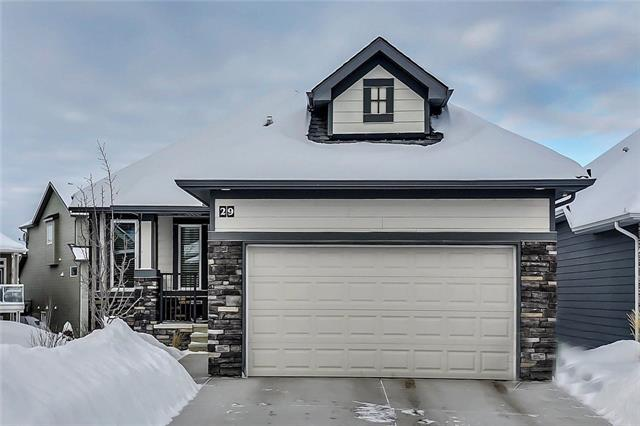 29 Cimarron Springs Circle, Okotoks, AB T1S 0M2 (#C4165238) :: The Cliff Stevenson Group