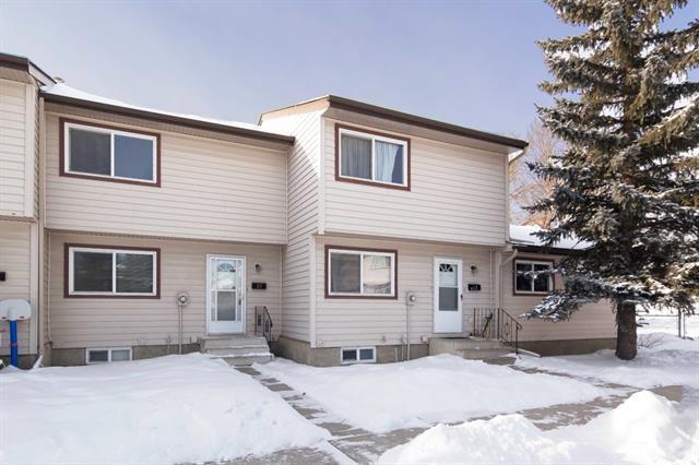 6100 4 Avenue NE #27, Calgary, AB T2A 5Z8 (#C4165249) :: The Cliff Stevenson Group