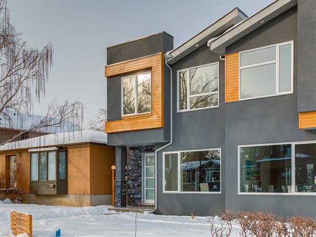 2704 4 Avenue NW, Calgary, AB T2N 0R4 (#C4165267) :: The Cliff Stevenson Group