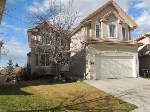 227 Hamptons Terrace NW, Calgary, AB T3A (#C4165270) :: The Cliff Stevenson Group