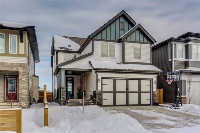 174 Reunion Green NW, Airdrie, AB T4B 3W3 (#C4165284) :: The Cliff Stevenson Group