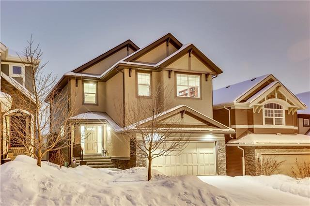 158 Aspen Hills Way SW, Calgary, AB T3H 0G8 (#C4165285) :: Redline Real Estate Group Inc