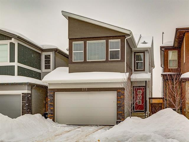 272 Walden Parade SE, Calgary, AB T2X 2A6 (#C4165286) :: Redline Real Estate Group Inc