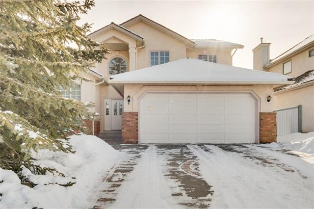 17 Edgevalley Way NW, Calgary, AB T3A 4X6 (#C4165298) :: The Cliff Stevenson Group