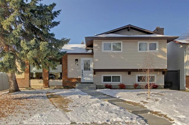 48 Wood Oak Place SW, Calgary, AB T2W 3R2 (#C4165302) :: The Cliff Stevenson Group