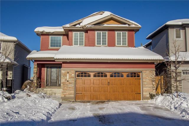 2770 Prairie Springs Green SW, Airdrie, AB T4B 0L9 (#C4165307) :: The Cliff Stevenson Group