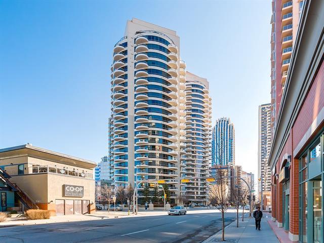 1088 6 Avenue SW #1702, Calgary, AB T2P 5N3 (#C4165308) :: The Cliff Stevenson Group
