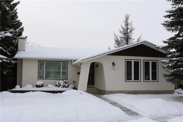 8419 Silver Springs Road NW, Calgary, AB T3B 4A6 (#C4165333) :: Redline Real Estate Group Inc