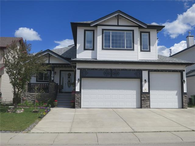 109 West Creek Pond, Chestermere, AB T1X 1H4 (#C4165339) :: Redline Real Estate Group Inc