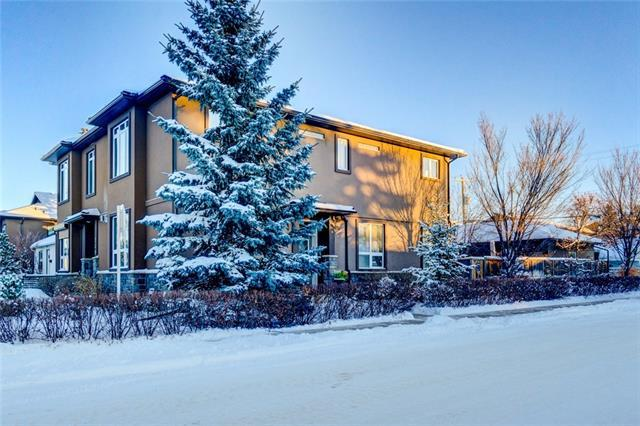 2620 2 Street NW, Calgary, AB T2M 2E1 (#C4165347) :: The Cliff Stevenson Group