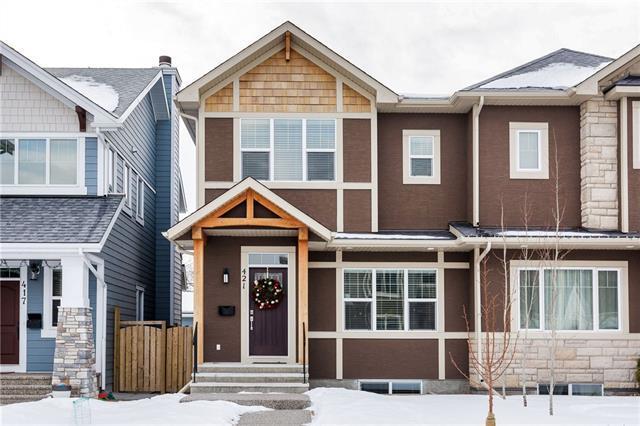 421 29 Avenue NW, Calgary, AB T2M 2M4 (#C4165357) :: The Cliff Stevenson Group
