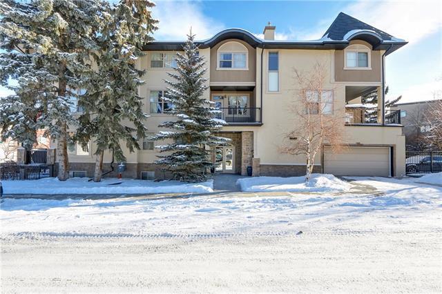 3704 15A Street SW #404, Calgary, AB T2T 4C3 (#C4165360) :: The Cliff Stevenson Group