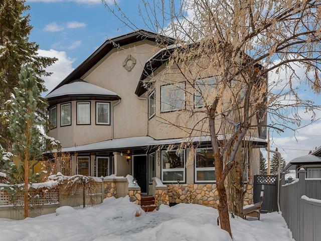 2805 39 Street SW, Calgary, AB T3E 3G8 (#C4165361) :: Redline Real Estate Group Inc