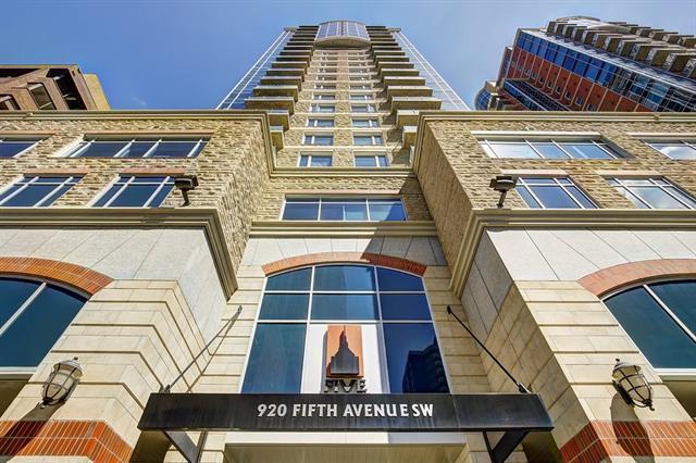 920 5 Avenue SW #802, Calgary, AB T2P 5P6 (#C4165366) :: Canmore & Banff