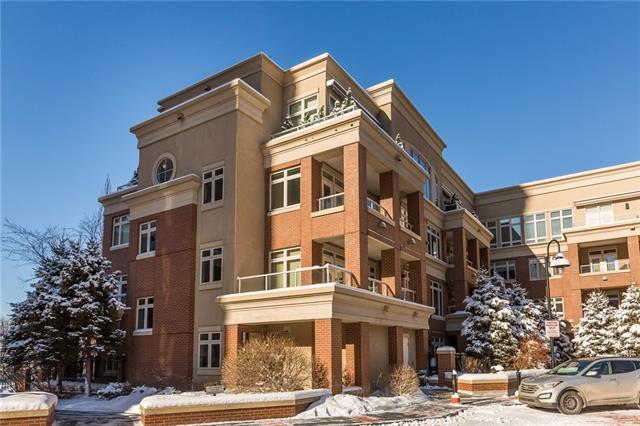 680 Princeton Way SW #201, Calgary, AB T2P 5J9 (#C4165382) :: Redline Real Estate Group Inc