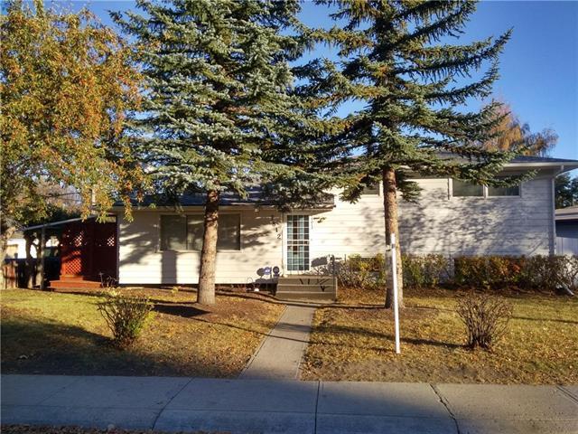 7812 Churchill Drive SW, Calgary, AB T2V 2R9 (#C4165404) :: The Cliff Stevenson Group