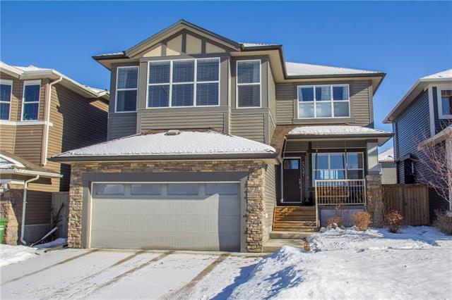 2037 Luxstone Boulevard SW, Airdrie, AB T4B 0J7 (#C4165434) :: The Cliff Stevenson Group