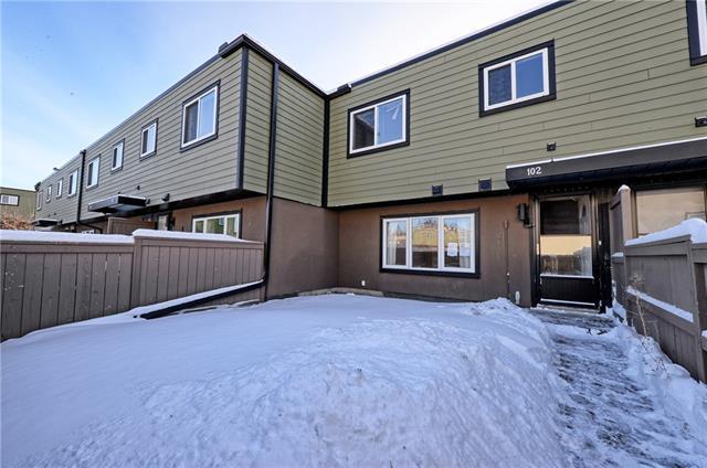 3809 45 Street SW #102, Calgary, AB T3E 3H4 (#C4165453) :: Redline Real Estate Group Inc