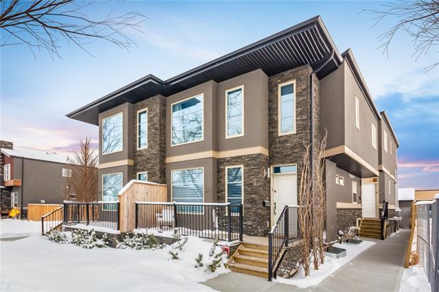 415 17 Avenue NW #2, Calgary, AB T2M 0N2 (#C4165463) :: The Cliff Stevenson Group