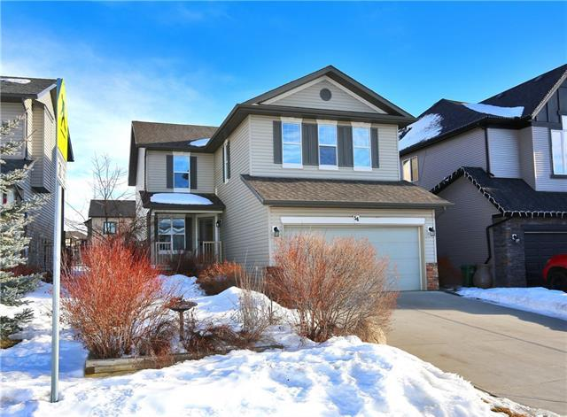 54 Drake Landing Common, Okotoks, AB T1S 2M5 (#C4165482) :: The Cliff Stevenson Group