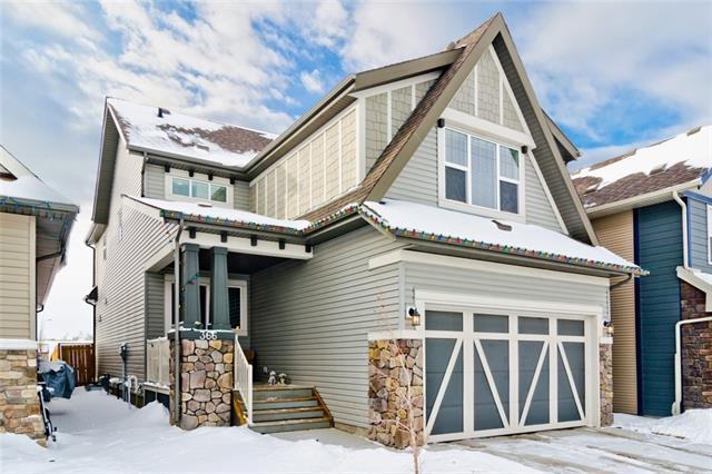 366 Reunion Green NW, Airdrie, AB T4B 3W5 (#C4165495) :: The Cliff Stevenson Group
