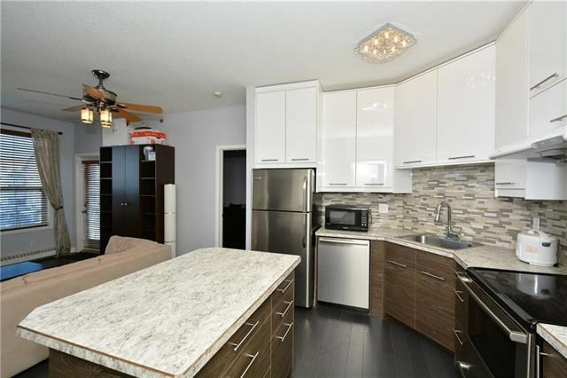 1000 Applevillage Court SE #302, Calgary, AB T2A 7Z4 (#C4165521) :: The Cliff Stevenson Group