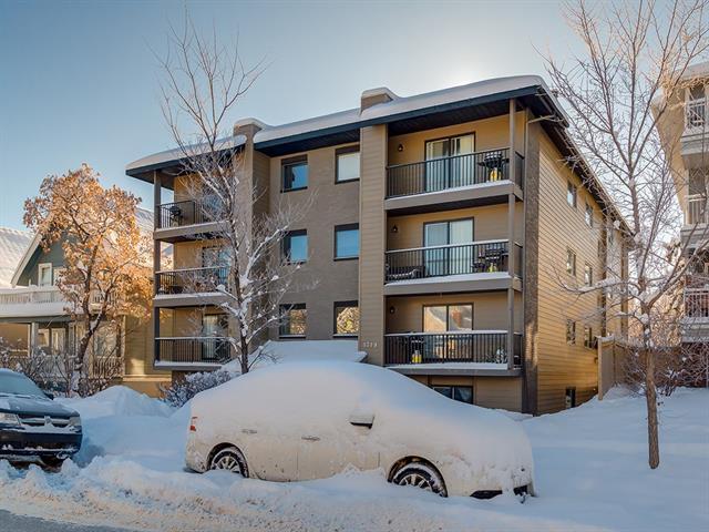 1719 11 Avenue SW #102, Calgary, AB T3C 0N5 (#C4165535) :: Redline Real Estate Group Inc