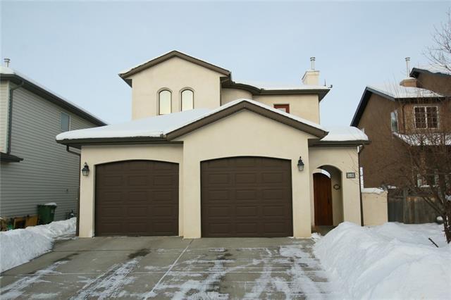 50 Bow Ridge Drive, Cochrane, AB T4C 1V5 (#C4165540) :: Canmore & Banff
