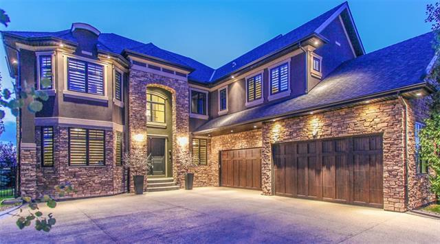 40 Aspen Ridge Manor SW, Calgary, AB T3H 0T4 (#C4165542) :: Redline Real Estate Group Inc